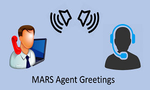 MARS Agent Greeting For Cisco CUCM